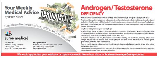 adrogen-testosterone